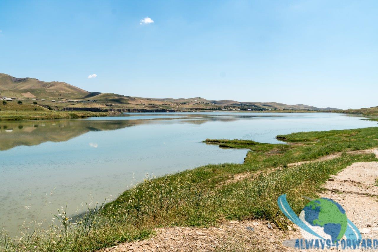 idyllischer See