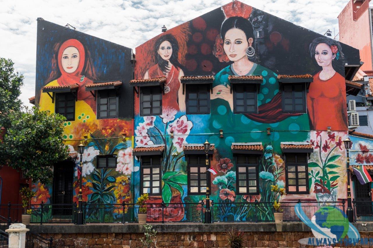 Graffiti-Künste