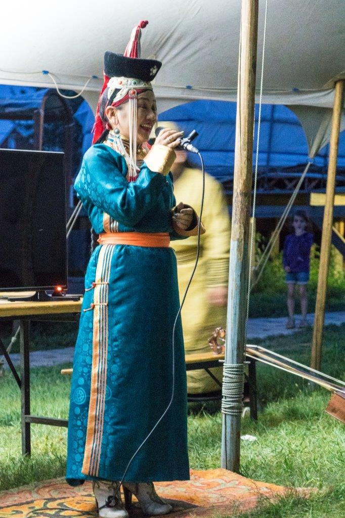 Mongolischer Gesang