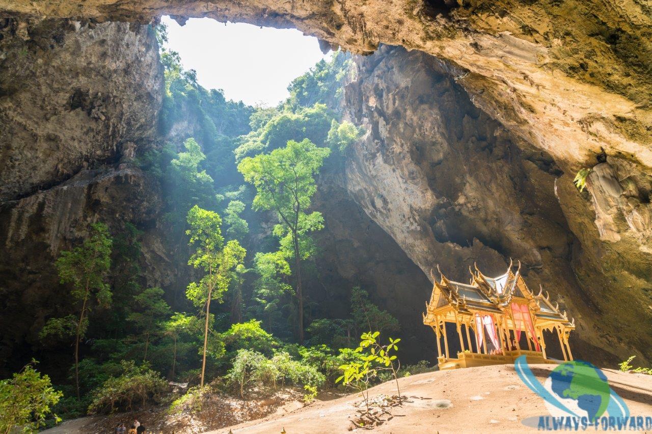 Phraya-Nakhon-Höhle