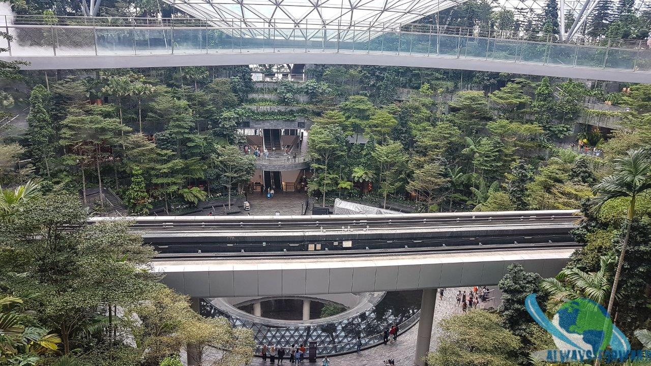 die Mall am Flughafen