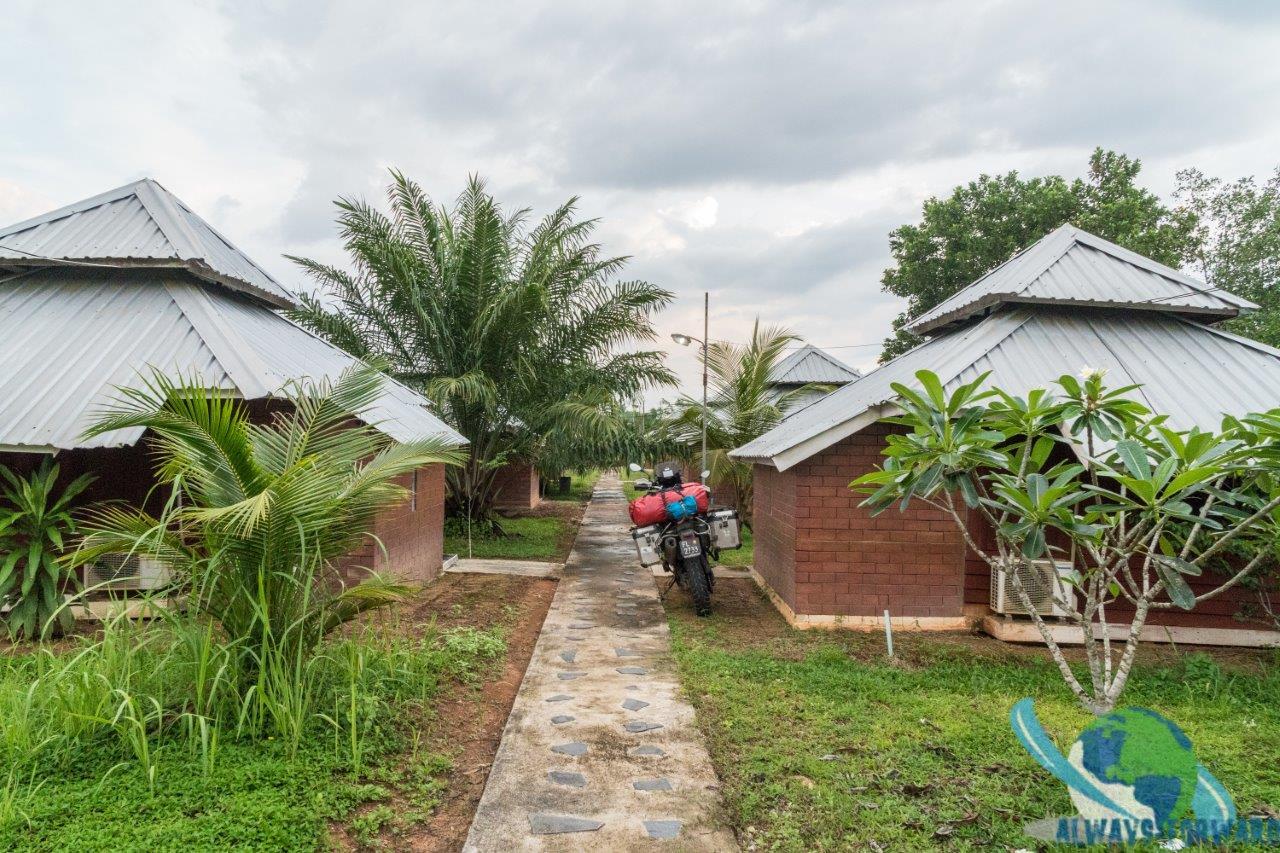 in der Nähe von Myanmar