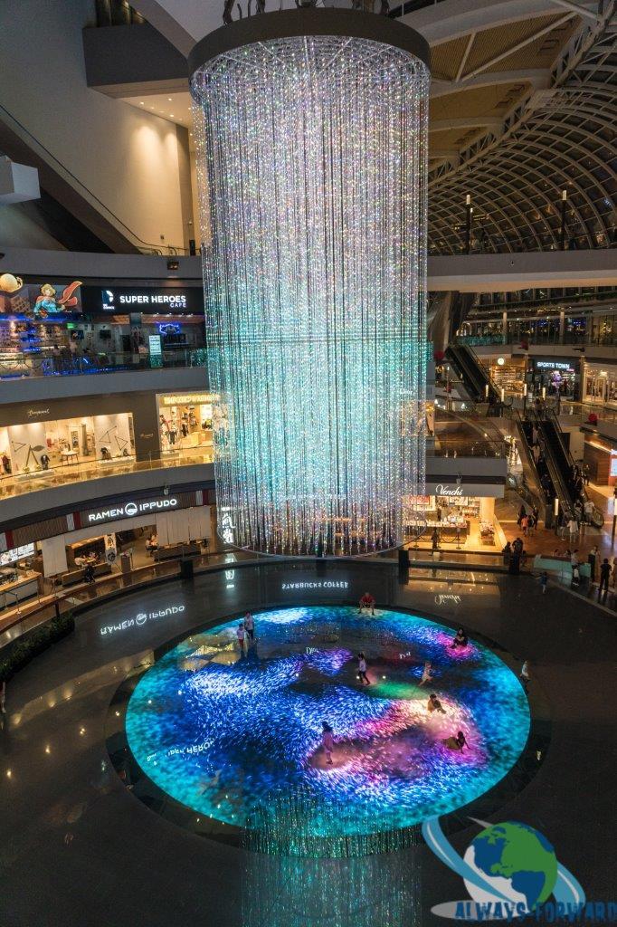 in der Mall