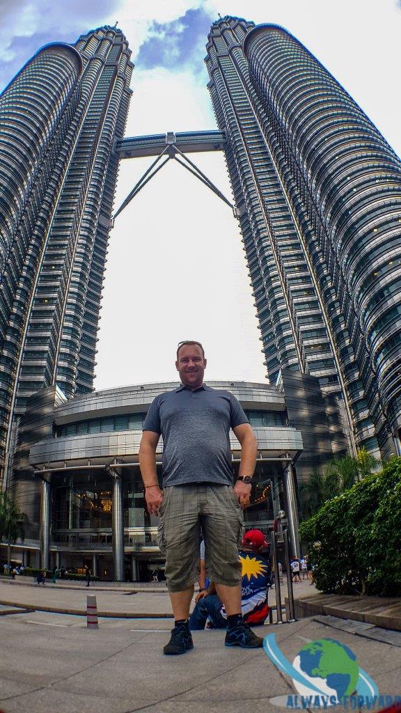 die Petronas Twin Towers