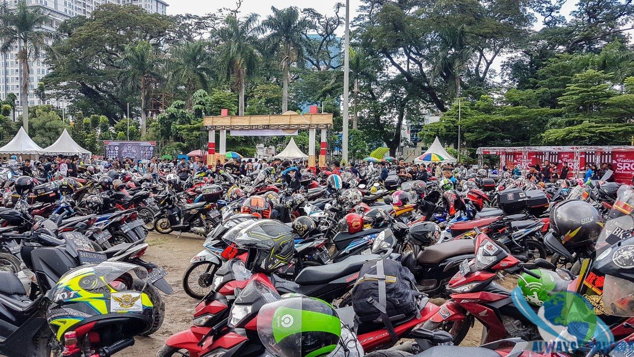 Biker-Treffen
