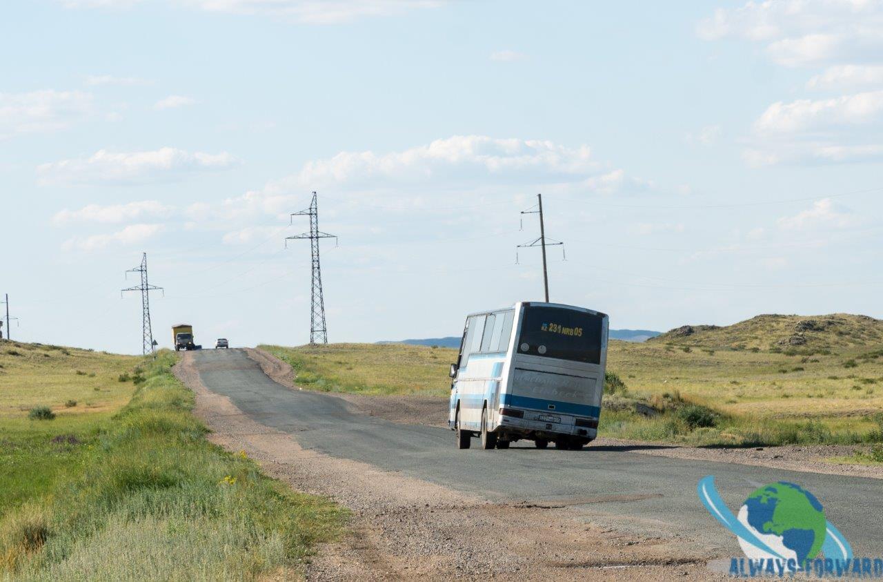 ob der Bus noch fahren dürfte?