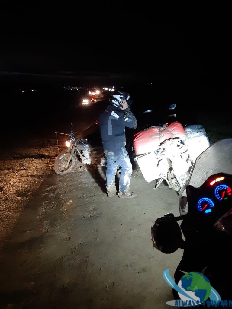 fahren bei Nacht