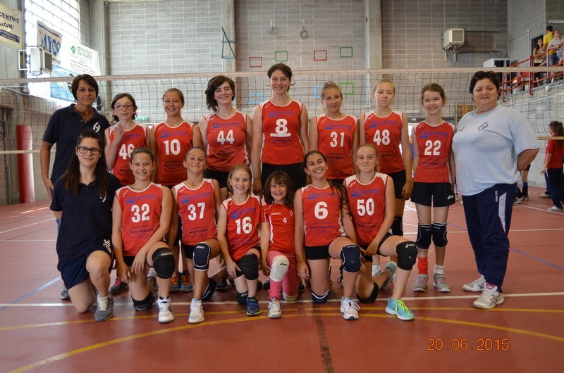 U13F - Volley Montanaro