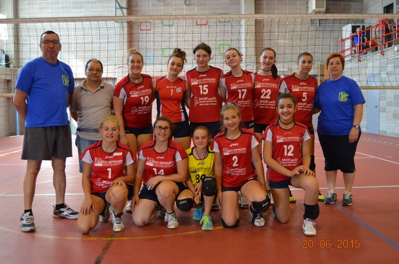 U16F - Volley Montanaro