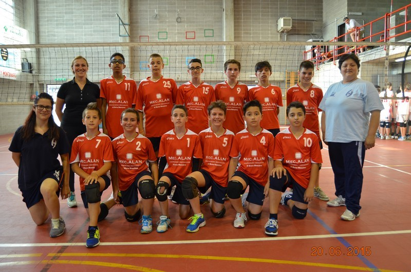 U13M - Volley Montanaro