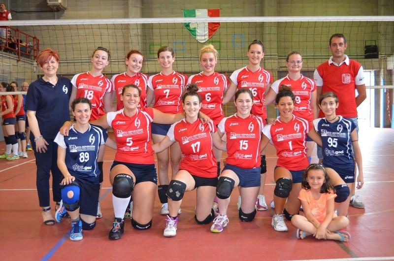 Femminile - Volley Montanaro