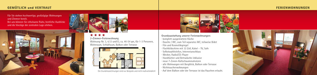 Fewoseite – Gästehaus Sinz