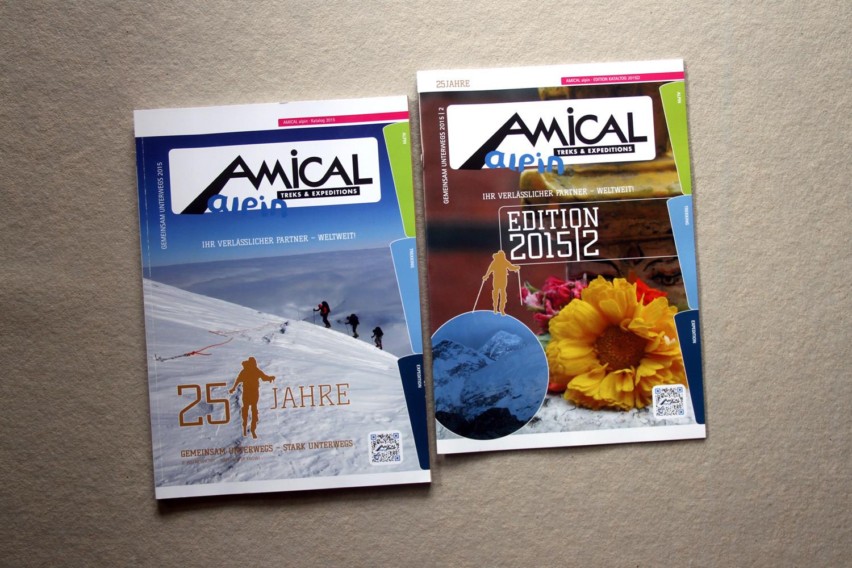 AMICAL alpin Kataloge 2013 ·2014 · 2015 • zuckerschnecke.at