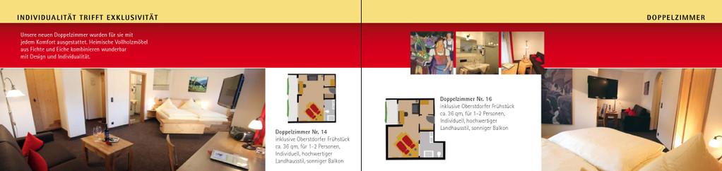 Zimmerseite - Gästehaus Sinz