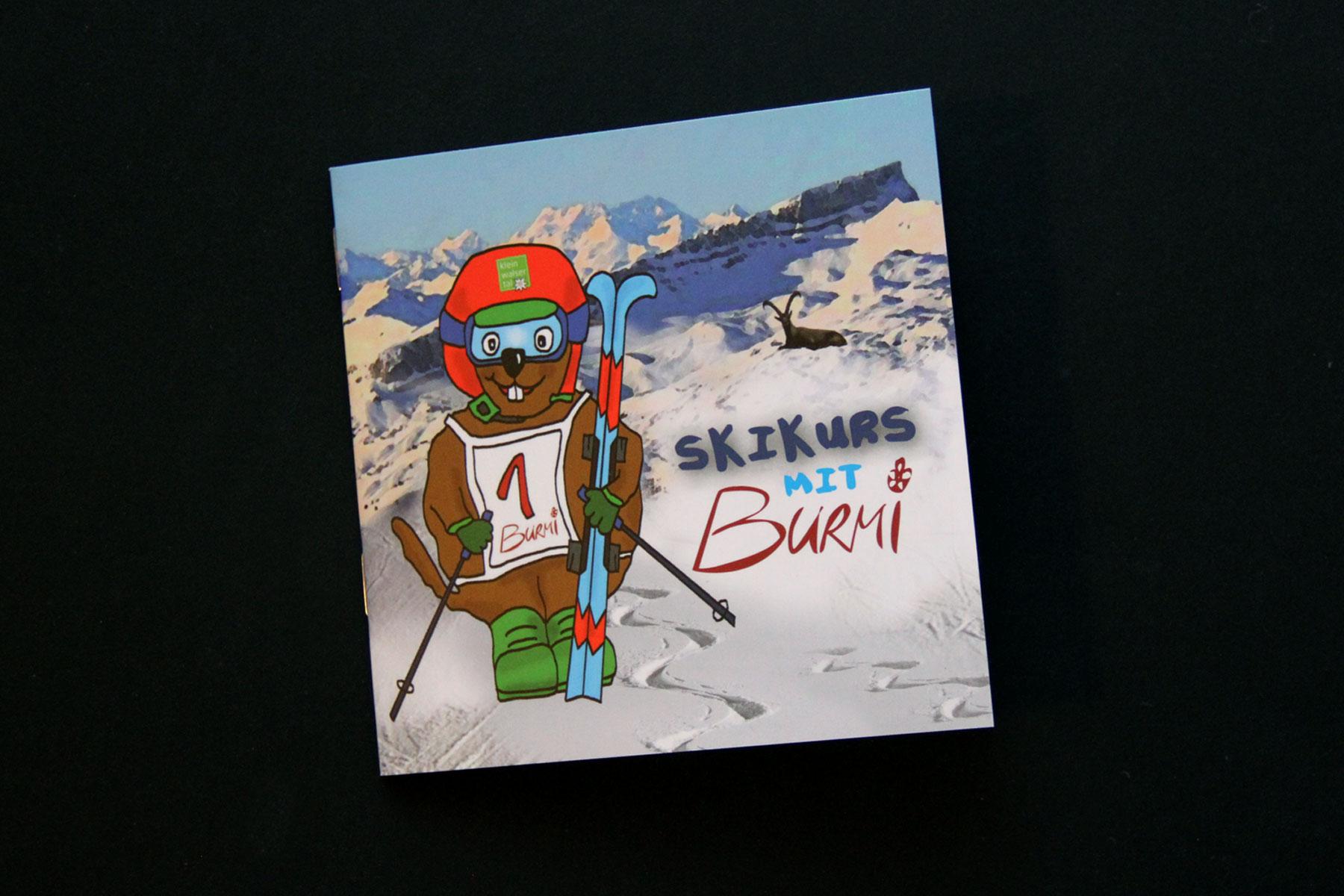 zuckerschnecke.at – Skikurs mit Burmi