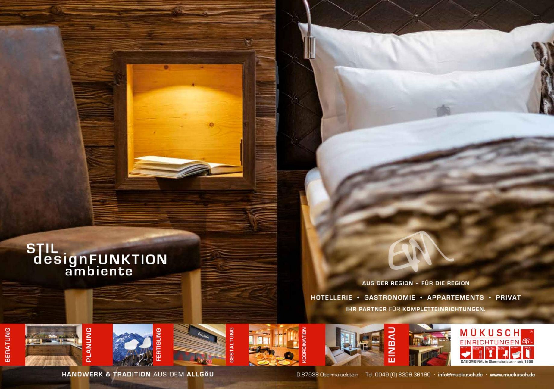 Muekusch Einrichtungen Anzeigen Werbung – Kompletteinrichter