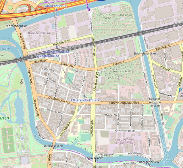 Source: openstreetmap