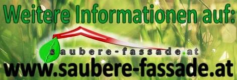 sehen sie weitere Referenzen und Informationen auf www.saubere-fassade.at
