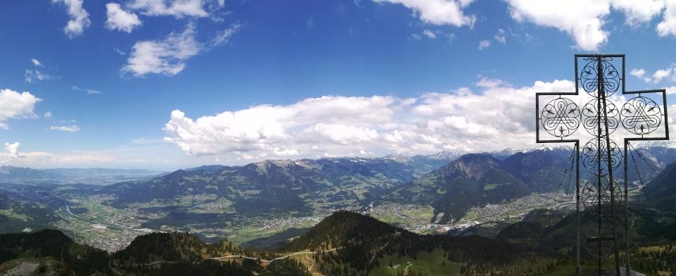 Wundervoller Aussichtspunkt