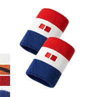 UNIQLO Kei Nishikori 2015 French Open Wrist Band