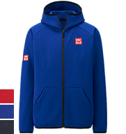 UNIQLO Kei Nishikori 2015 French Open Blue Track Jacket
