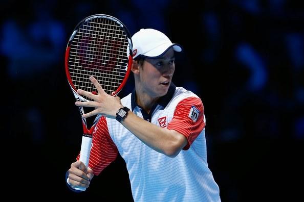 UNIQLO Kei Nishikori ATP Tour Finals