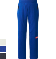UNIQLO Kei Nishikori 2015 French Open Blue Track Pants