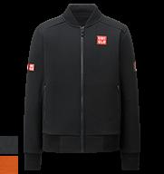 UNIQLO Novak Djokovic 2015 French Open Track Jacket