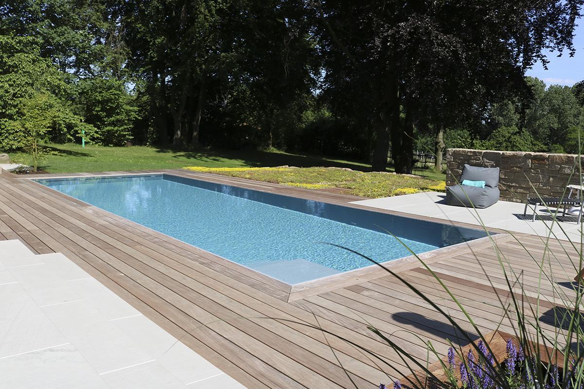 Pool Terrasse Meisterbetrieb Messner Garten Schwerte