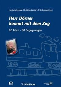 Klaus Dörner kommt mit dem Zug, Sozialpsychiatrie, 80 Jahre, Paranus Verlag Hartwig Hansen Herausgeber