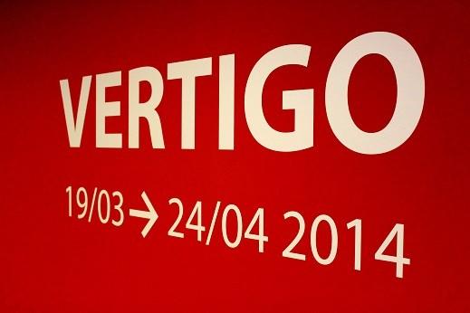 Exposition Vertigo, La Fabrique-CIAM, espaces : Le Cube et Le Tube.