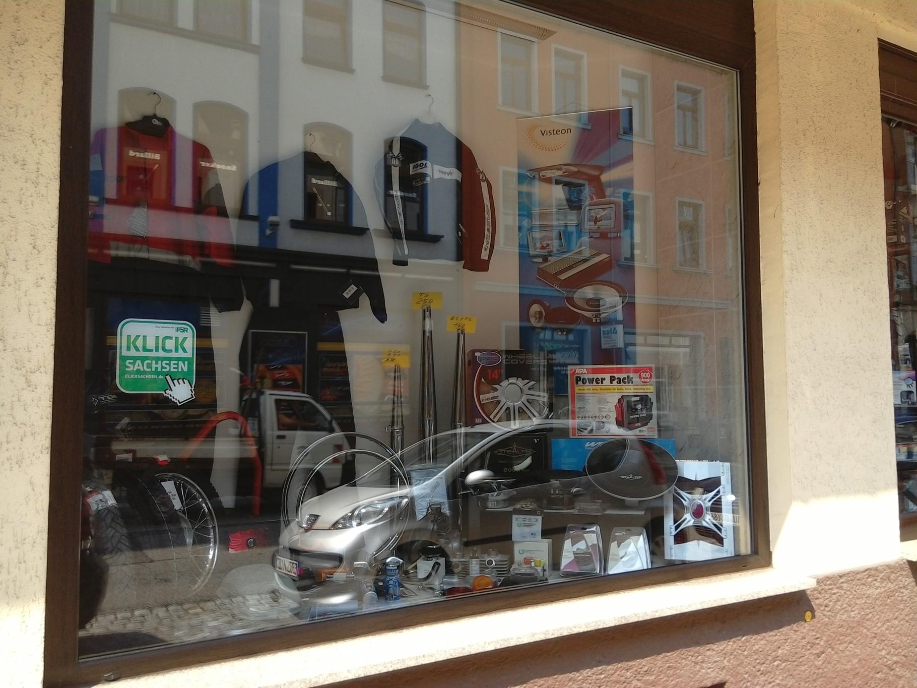 Klick Sachsen - Autoteile Sothen Ersatzteile und Zubehör Kfz Motorrad