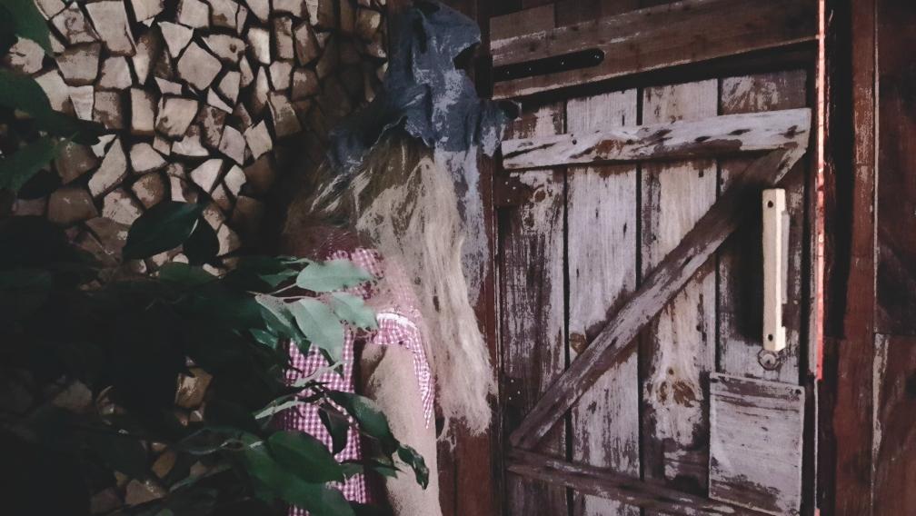 Das Geheimnis der Jagdhütte