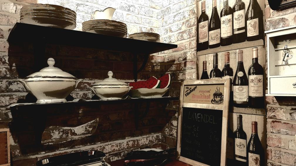 Intrigen in der Küchenmeisterei