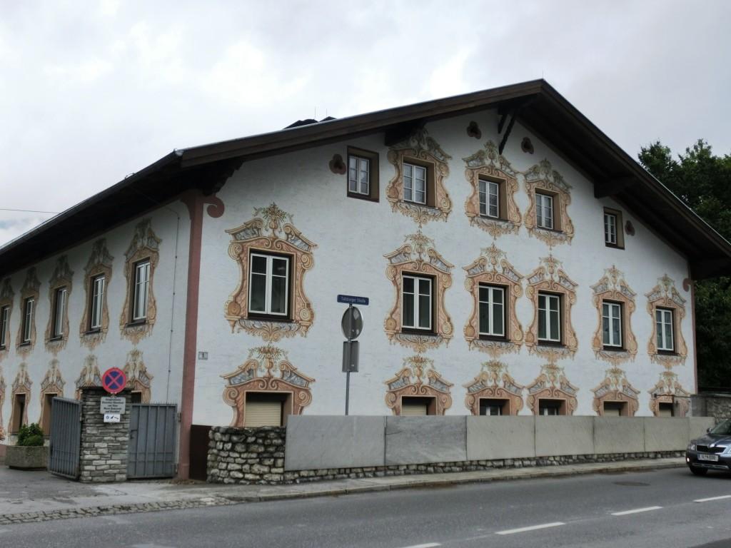 Ein schönes Haus in Wattens.