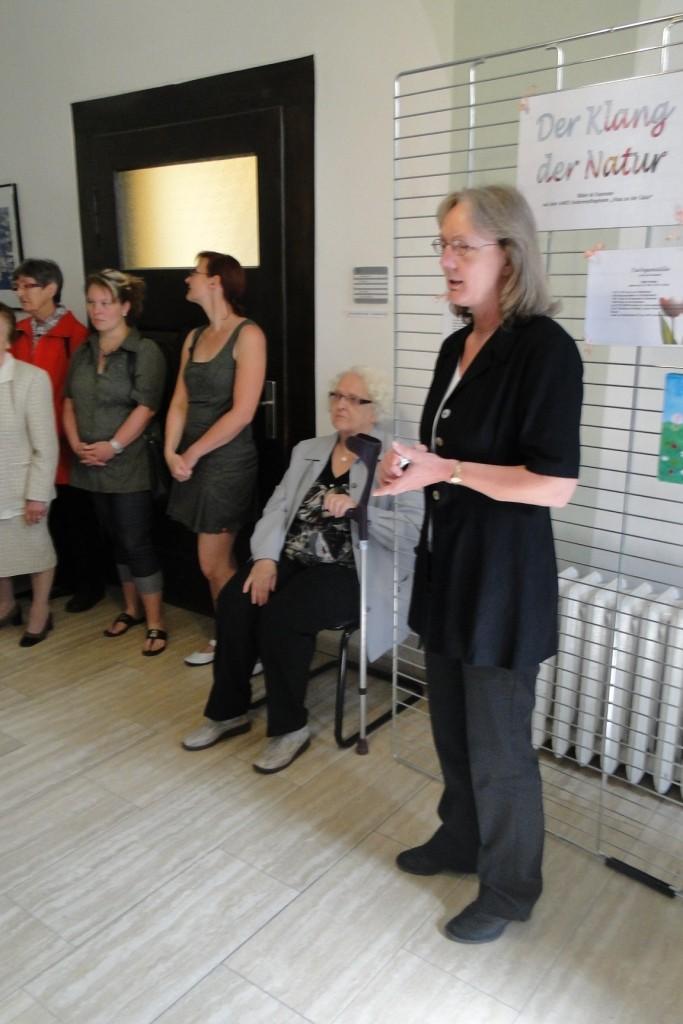 Eröffnung unserer Galerie im Rathaus 2010