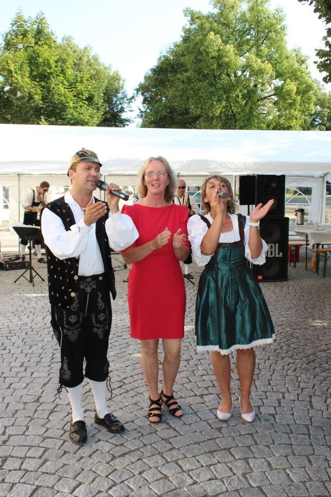 """Mit den """"Salzatalern"""" zum Sommerfest am 03.08.2013"""