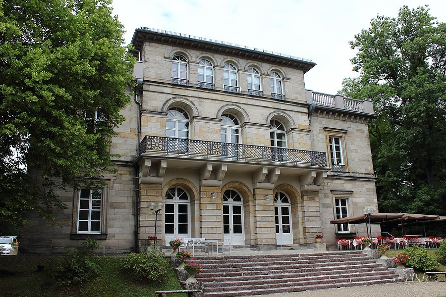 Schloss Hohenfels, Sitz der Medauschule
