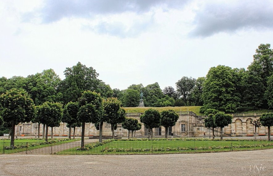 Schloßpark an der Ehrenburg