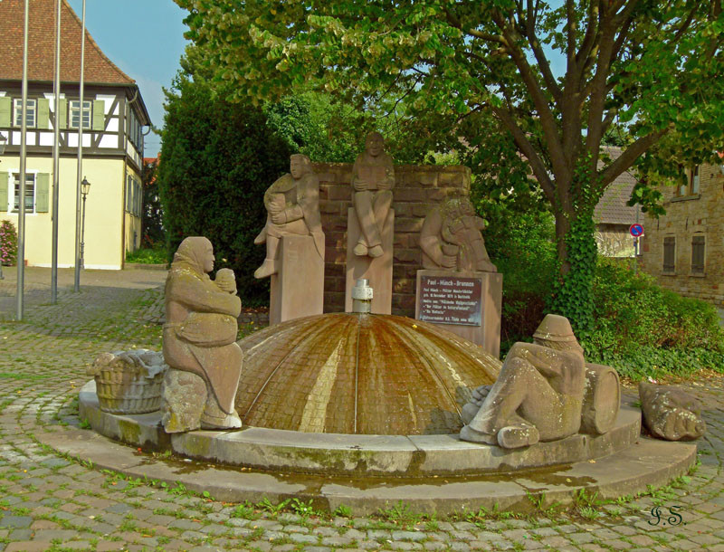 Paul Münch Brunnen