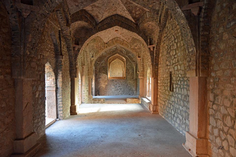 """Darya Khan's Moschee"""