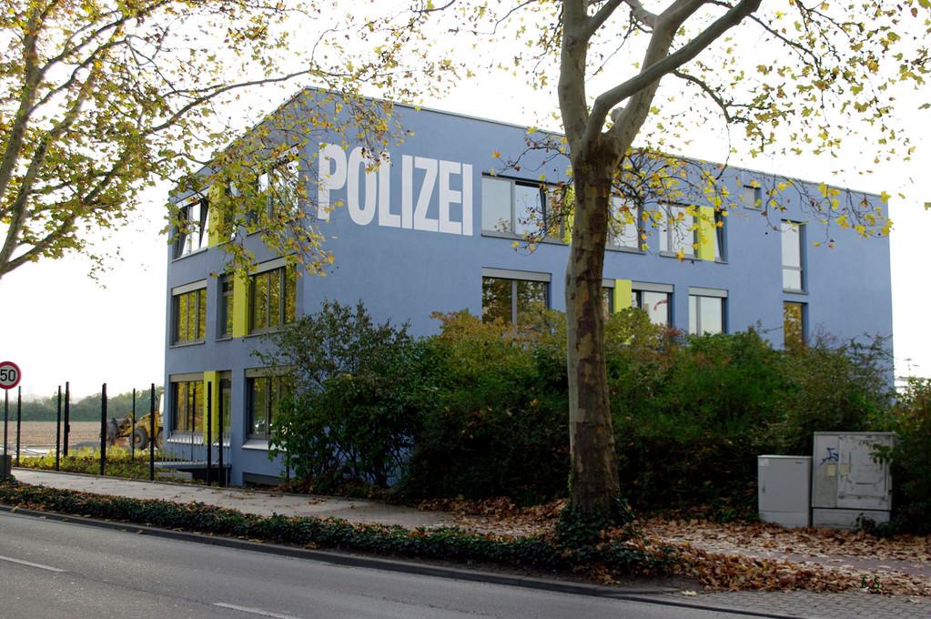 Neue Polizeidienststelle