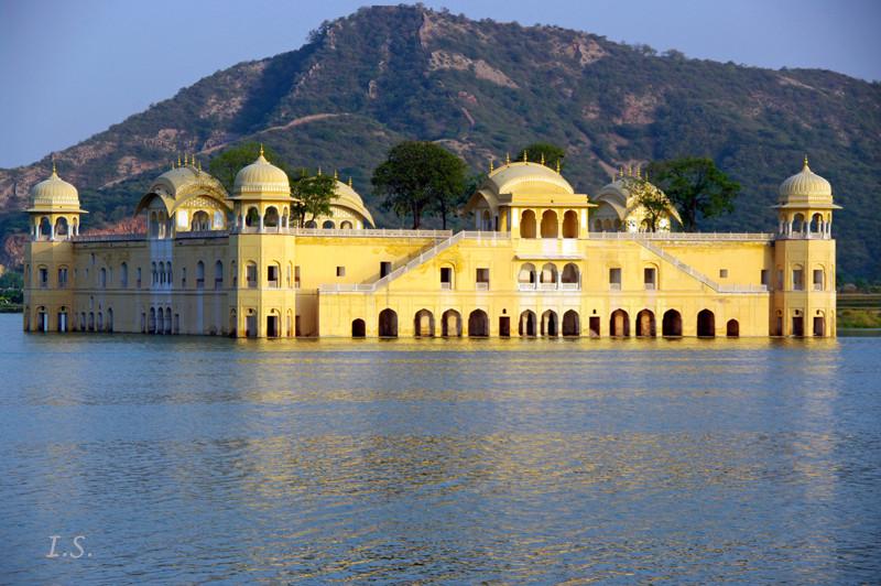 Amber Jaipur Wasserschloß