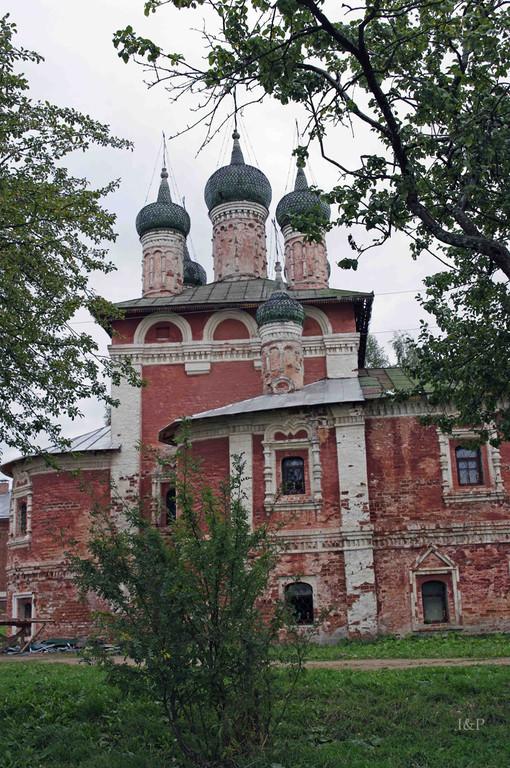 Uglitsch, Smolenskaja-Kirche