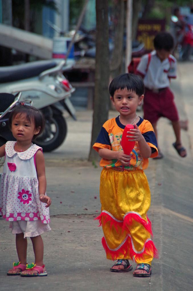 Kleine Vietnamesen