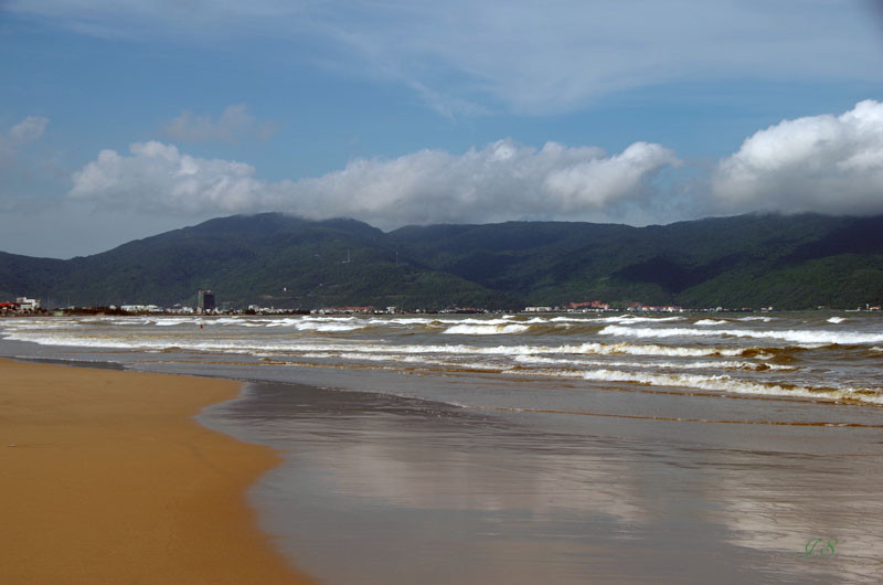 Danang, China-Beach