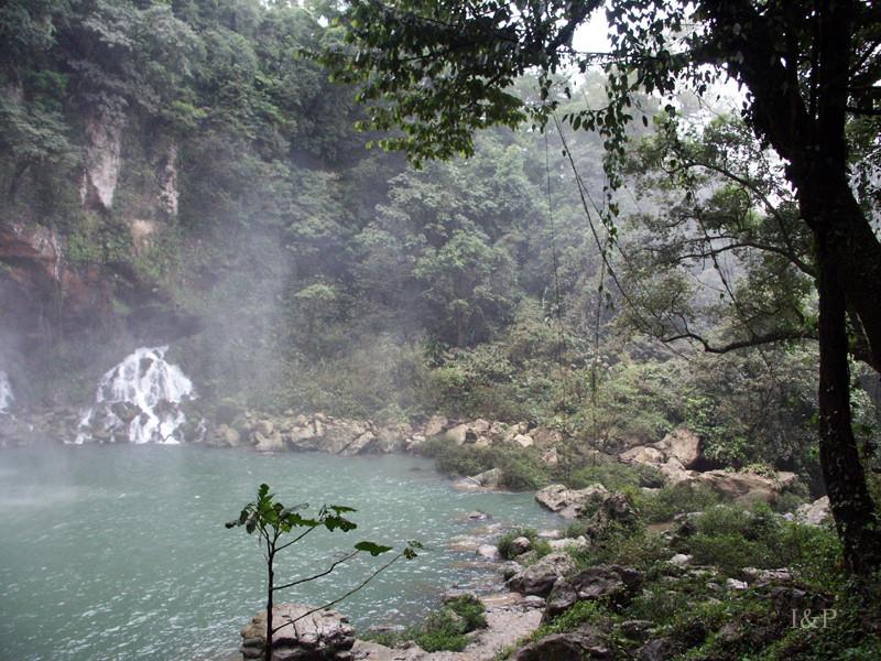 Misol Ha Wasserfall