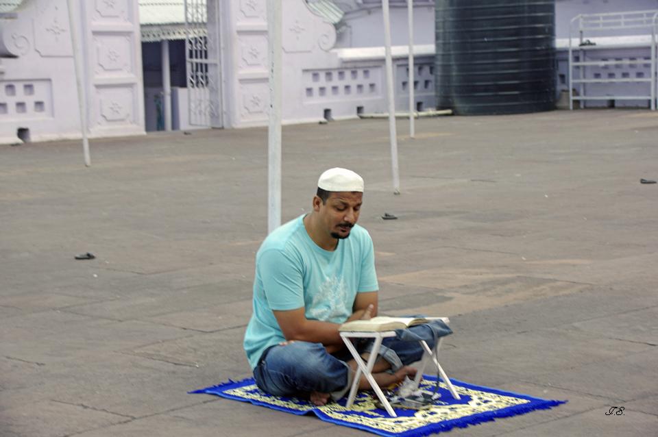 """""""Jama Masjid Moschee"""""""
