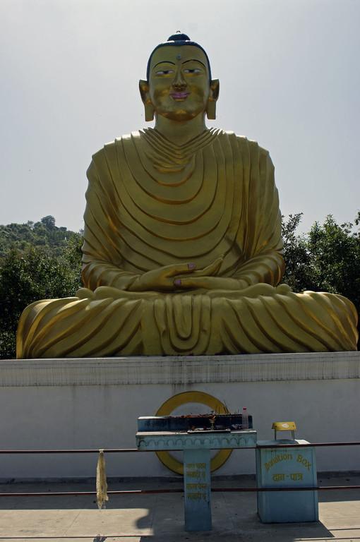 """großer Buddha """"Shanti Ban"""""""