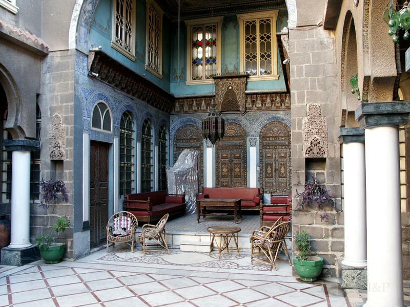 Damaskus Stadthaus